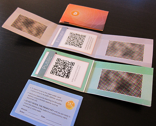 WalletGenerator net - Universal Paper wallet generator for